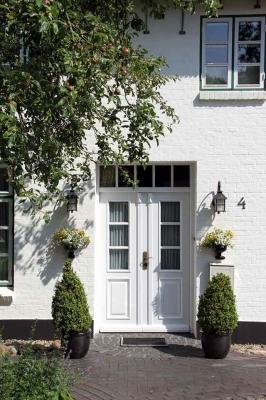 Landhaus Eingang bilder galerie kategorie landhaus seeth bild landhaus eingang